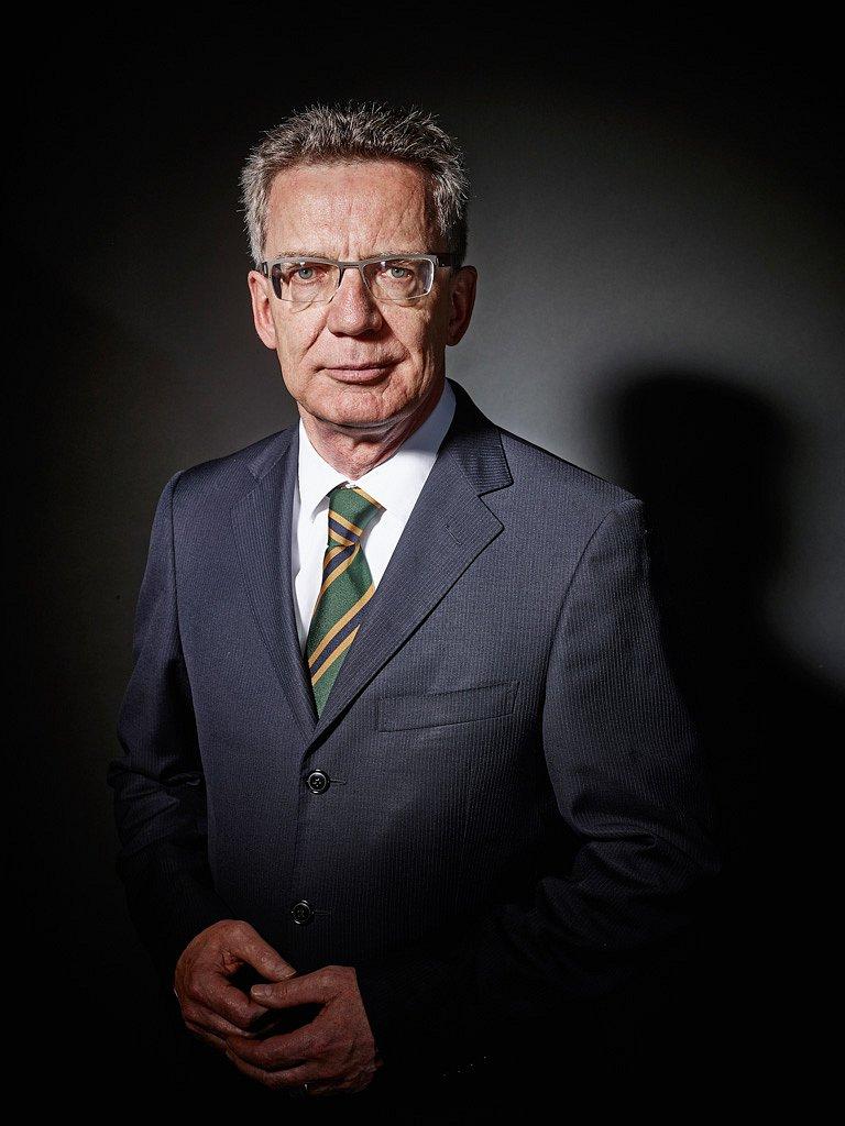Thomas de Mazière, CDU