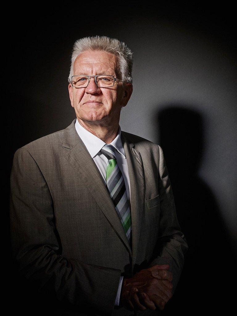 Winfried Kretschmann, Bündnis 90/Die Grünen