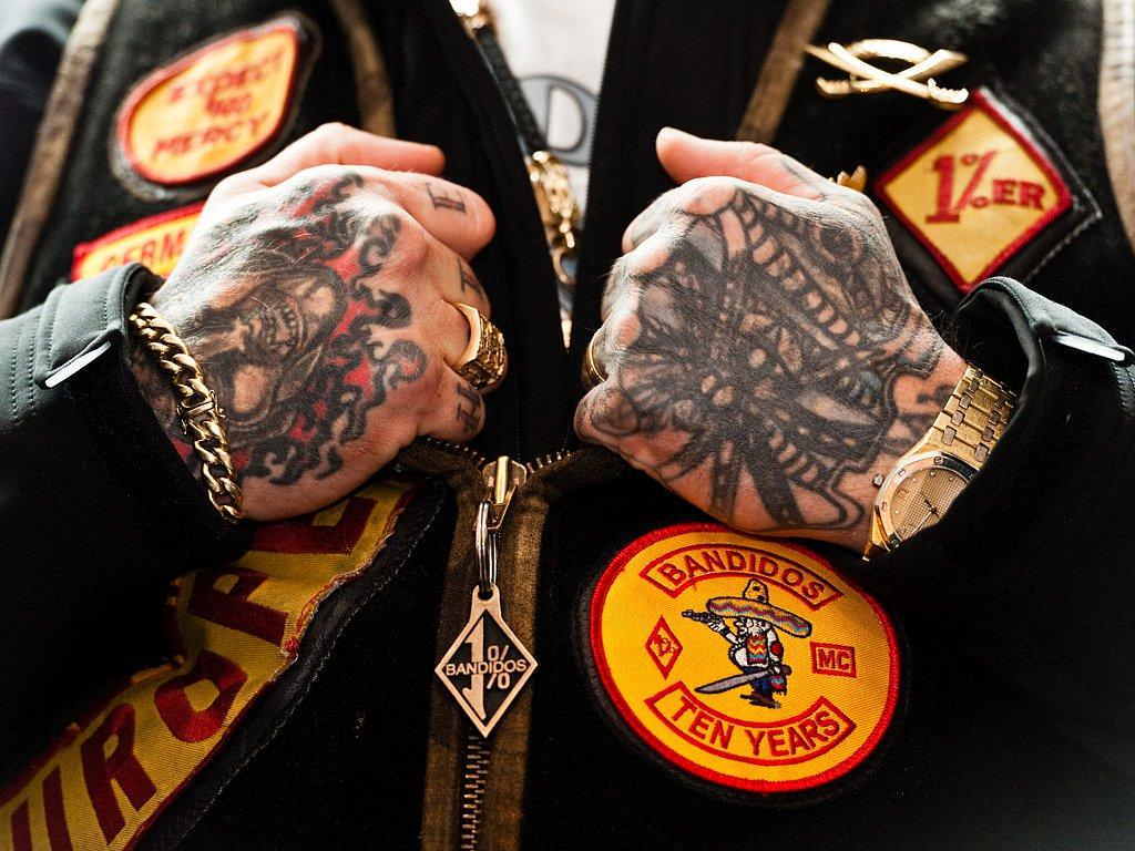 Friedenspakt Hells Angels und Bandidos