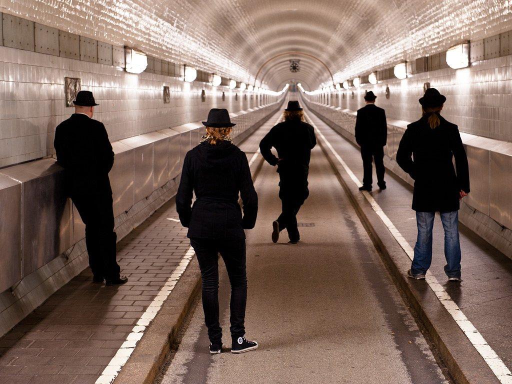 anonymous Hamburg