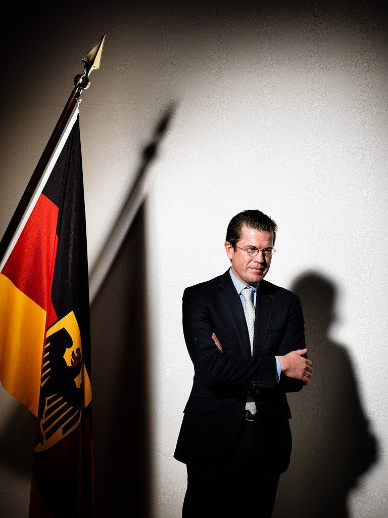 Karl-Theodor zu Guttenberg, CSU