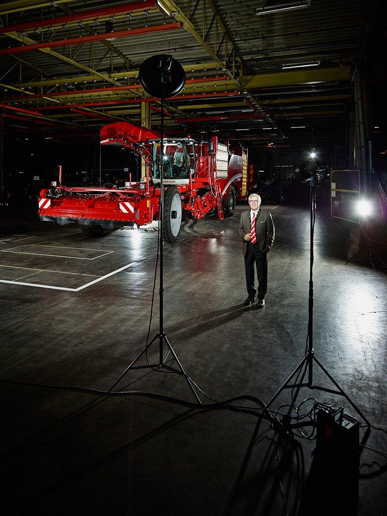 Franz Grimme, Grimme Landmaschinenfabrik GmbH & Co. KG