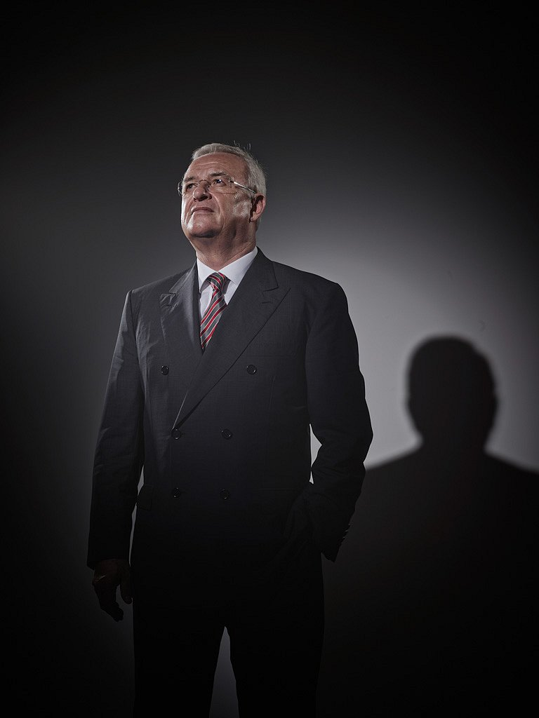 Prof. Dr. Martin Winterkorn, ehemals Volkswagen AG