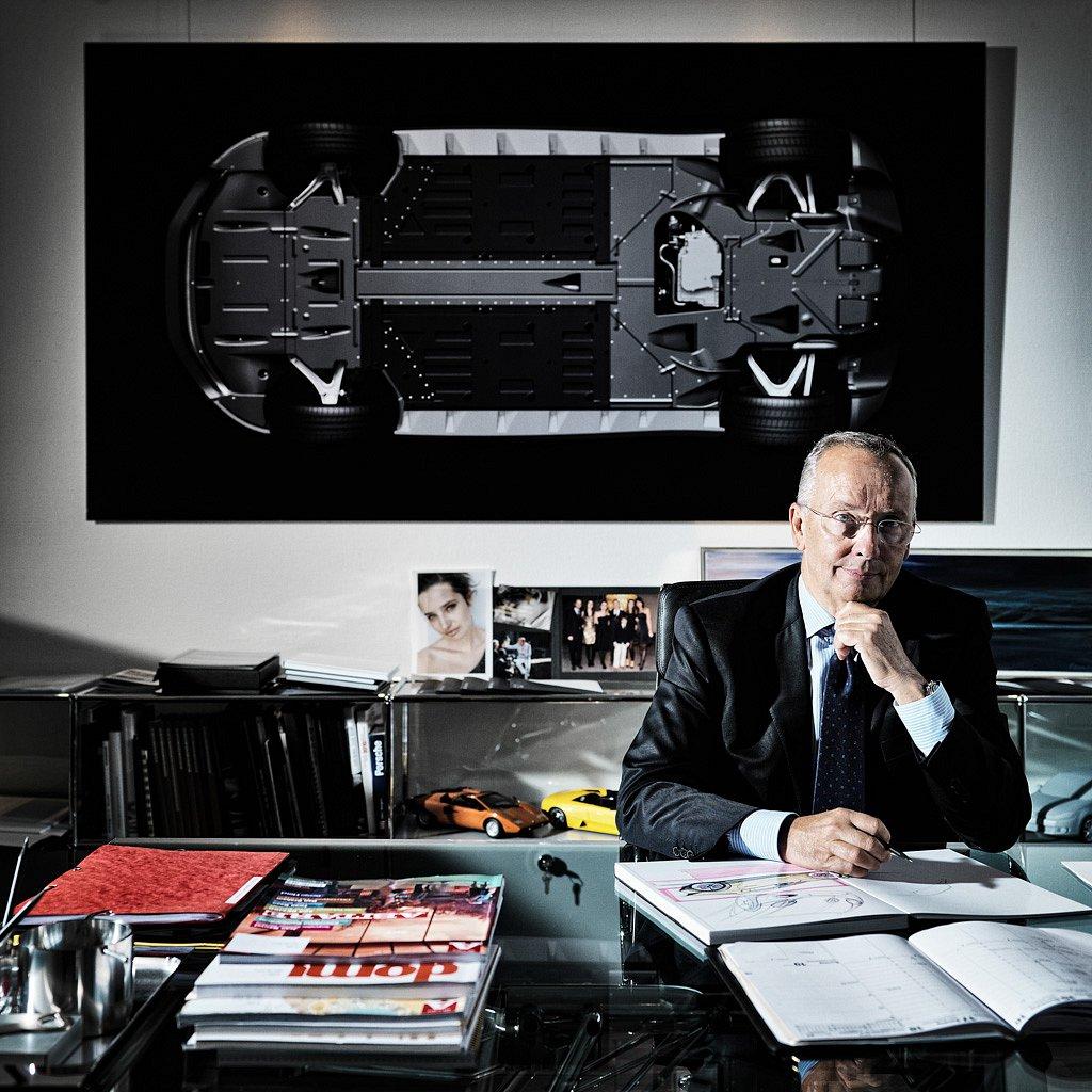 Walter Maria de'Silva, Leiter Konzern-Design Volkswagen AG