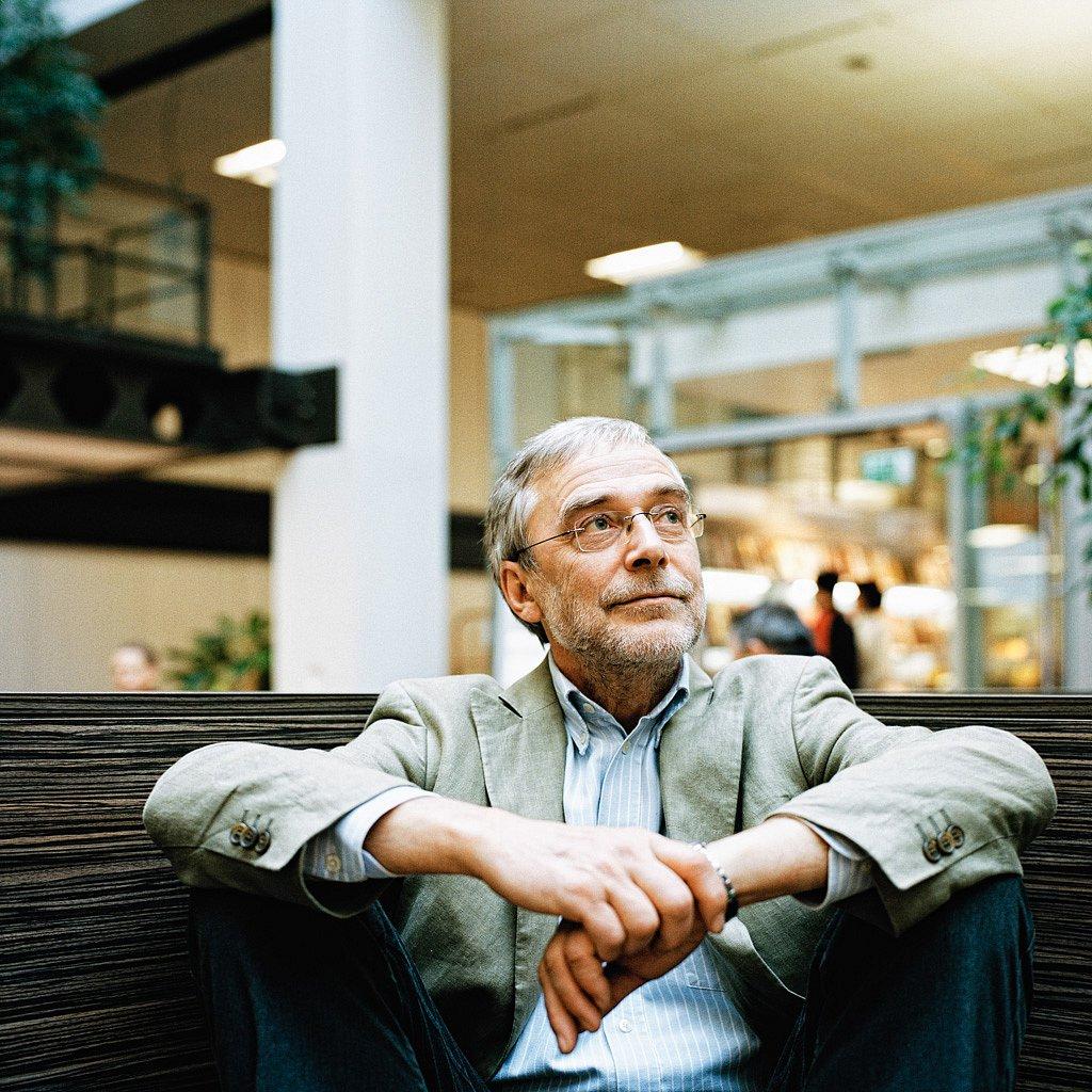 Prof. Dr. Gerald Hüther, Hirnfoschung