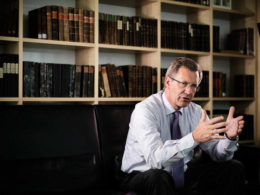 Christian Wulff, niedersächsischer Ministerpräsident