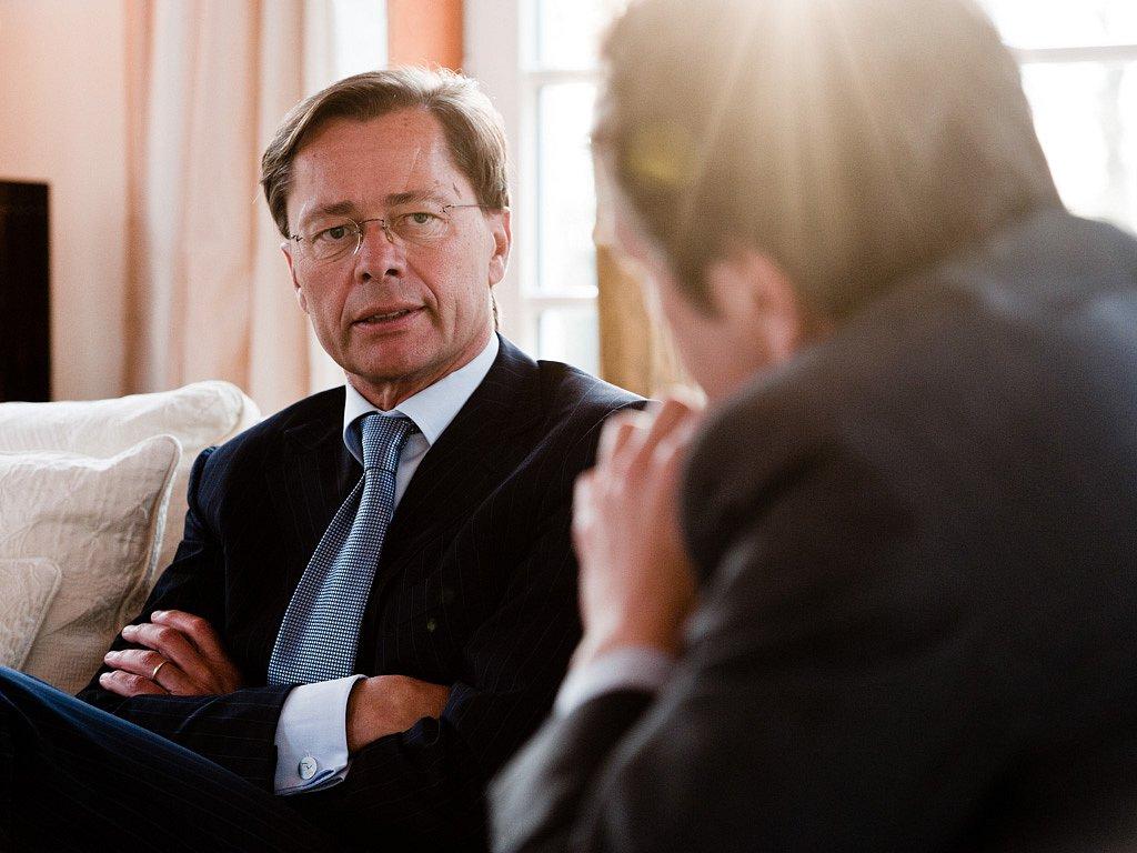 Thomas Middelhoff; KarstadtQuelle AG