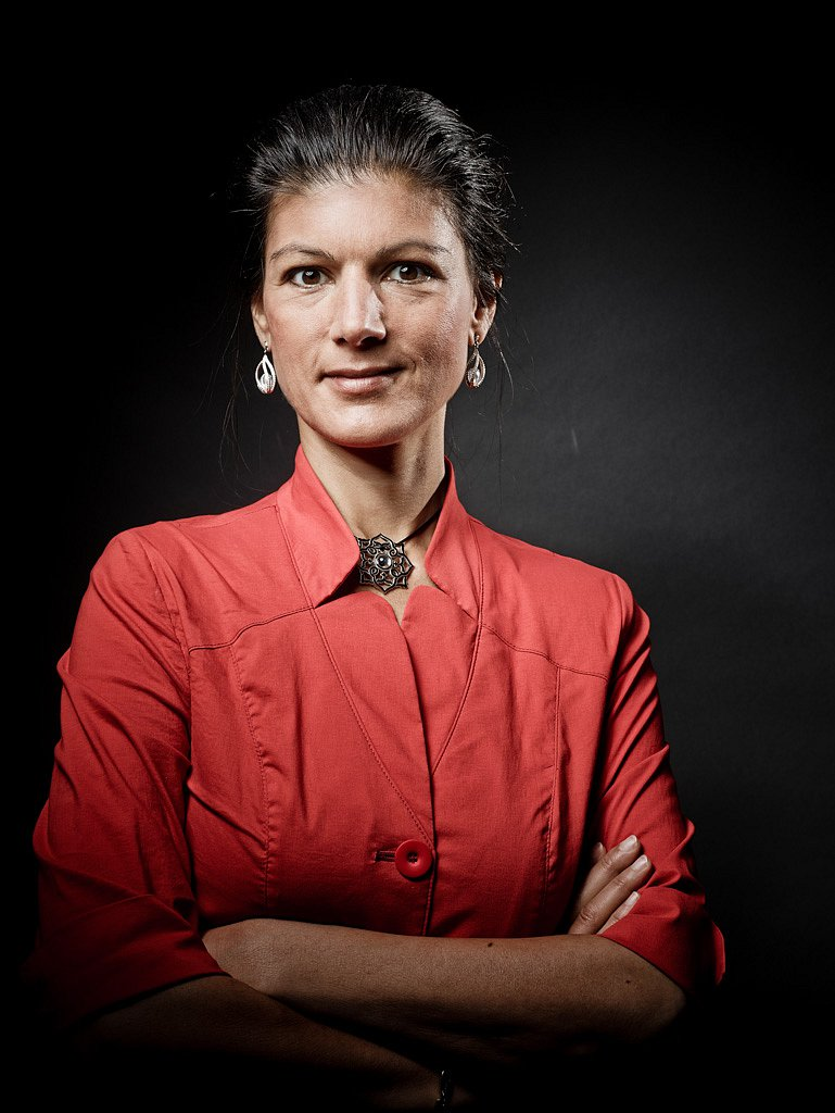 Sahra Wagenknecht, Die Linke