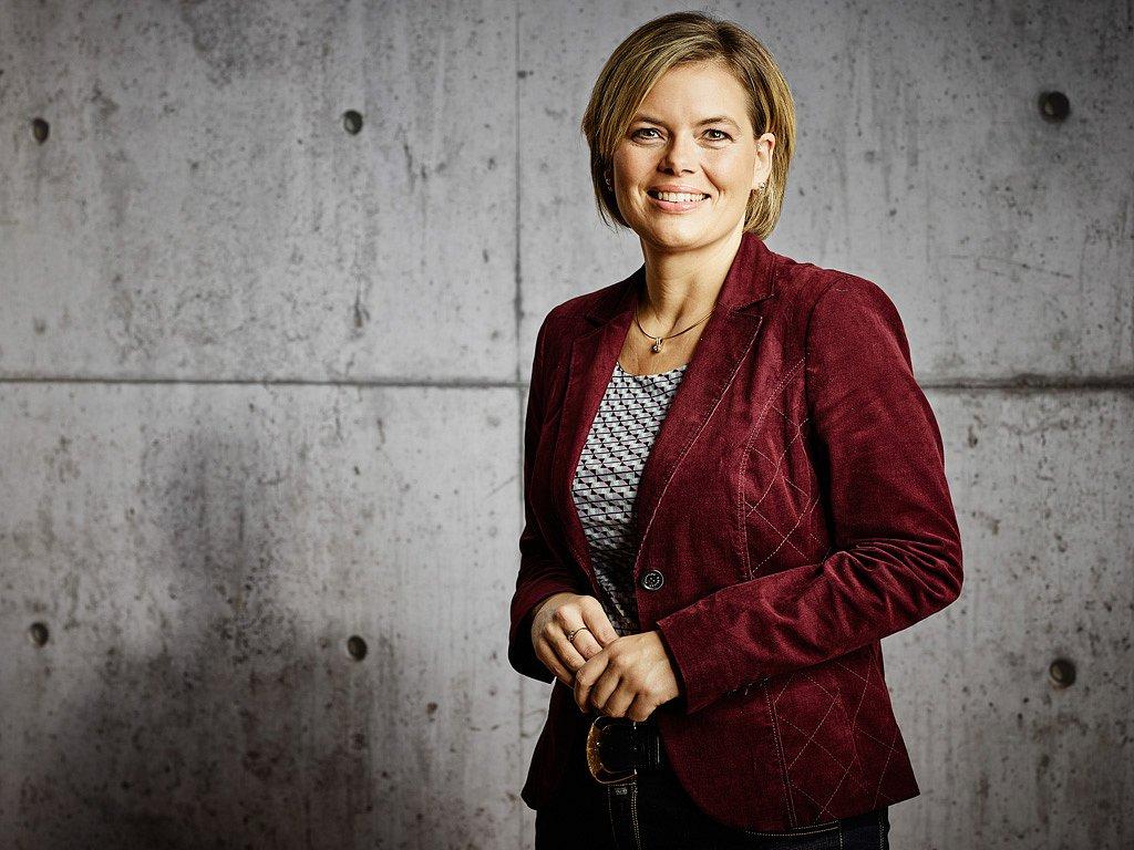 Julia Klöckner, CDU