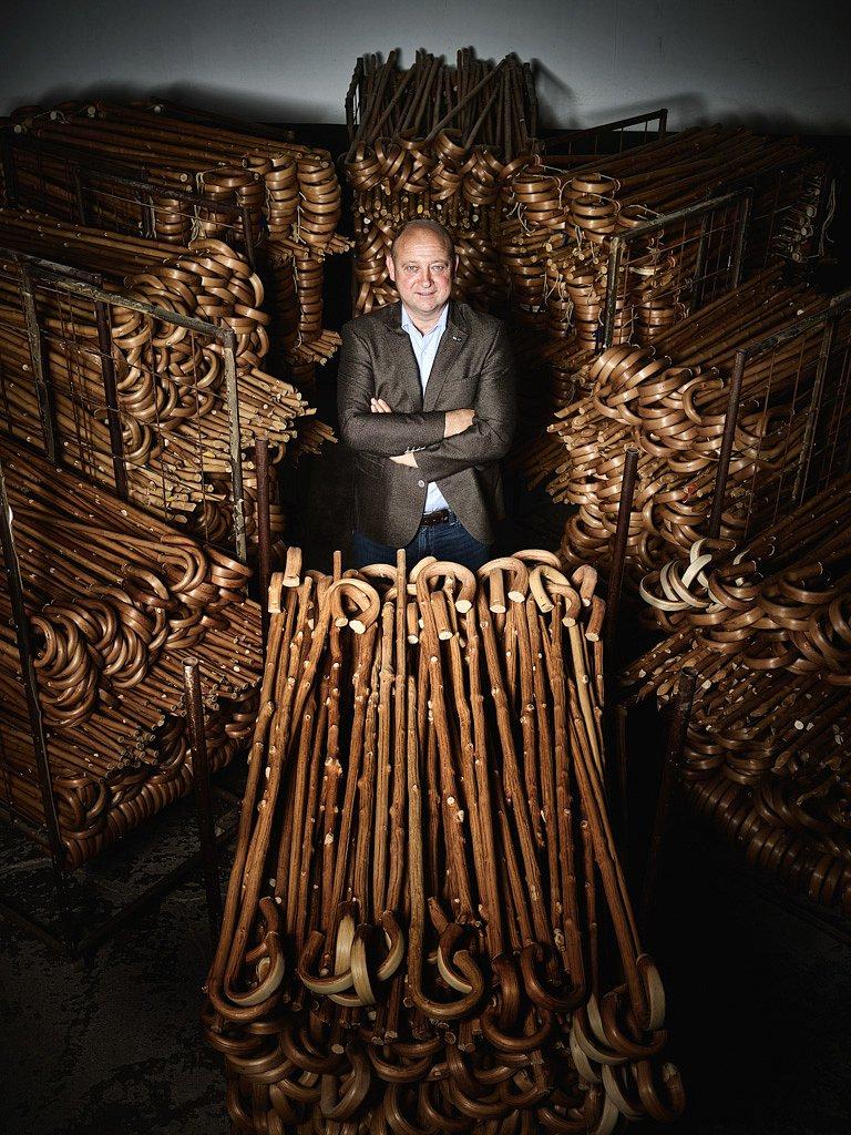 Hans-J. Gastrock, CEO Gastrock-Stöcke GmbH