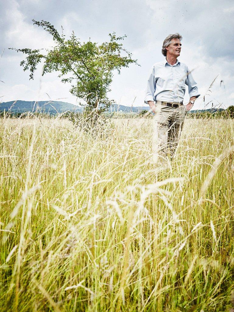 Prof. Dr. Ulrich Kutschera, Evolutionsbiologe